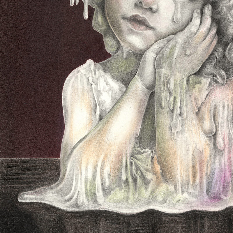 Dolce Paganne - Candle Kid (Detail 2)