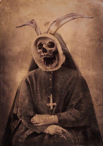 Esther Limones - Untitled 2 (Series Muerte)