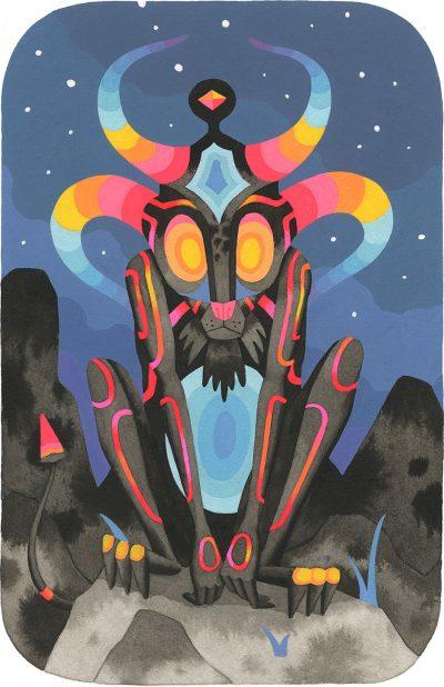 Graham Yarrington - Curious Demon