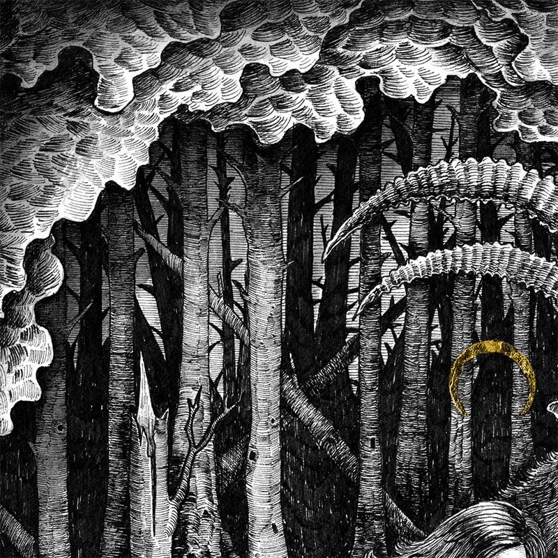 Ivan Meshkov - Witch (Detail 1)