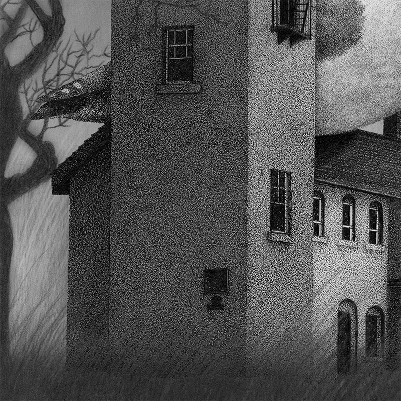 Juliet Schreckinger - Horton's Lighthouse (Detail 2)