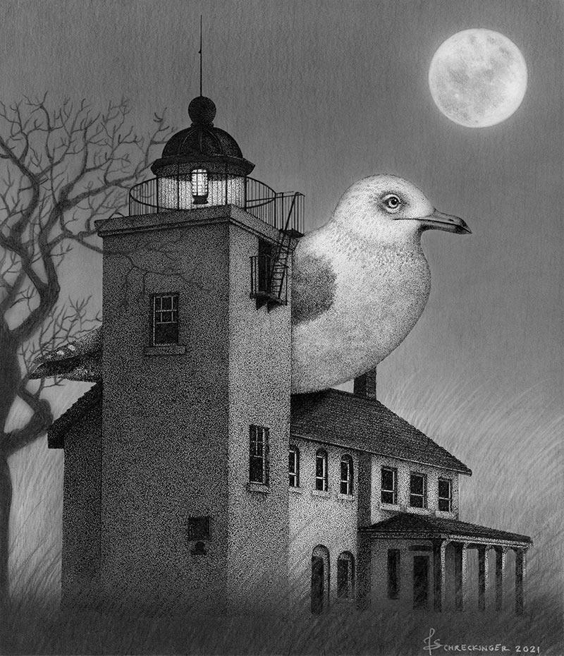 Juliet Schreckinger - Horton's Lighthouse