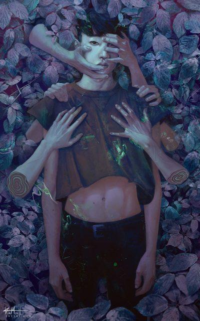 Kim Myatt - Ghost of Influence