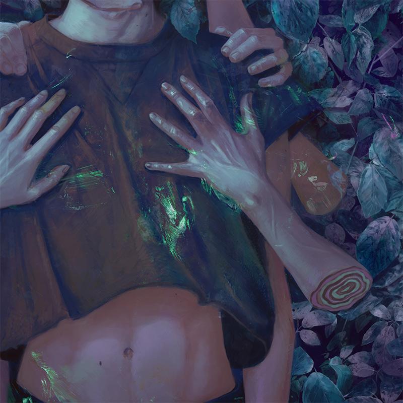 Kim Myatt - Ghost of Influence (Detail 2)
