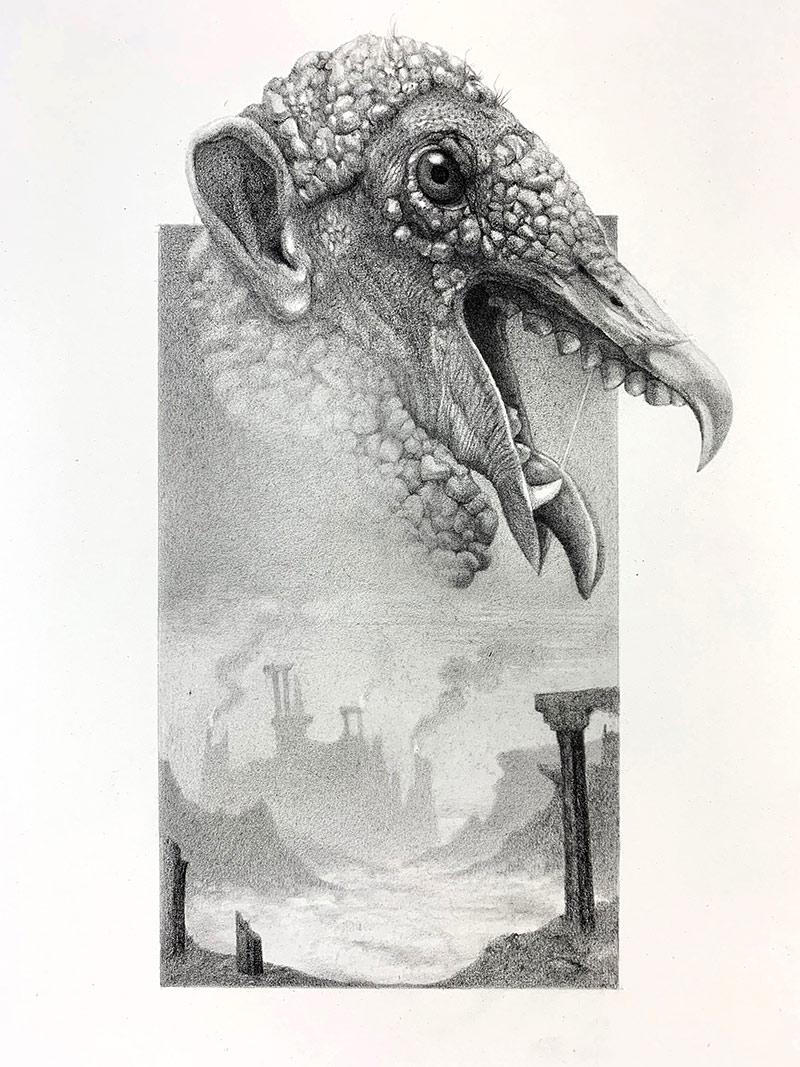 Martinez Canovas - Mumur's Vulture