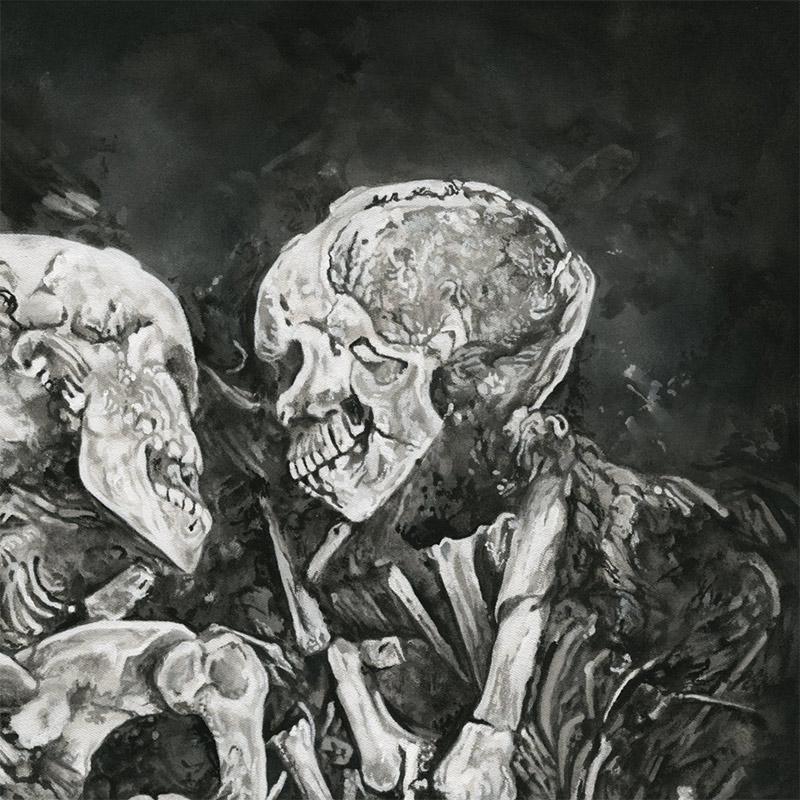 Moki - Lovers (Detail 1)