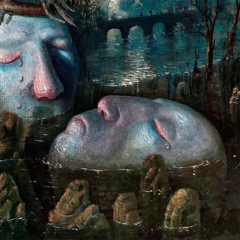 Nojus Petrauskas - Guardians of Visions (Detail 2)