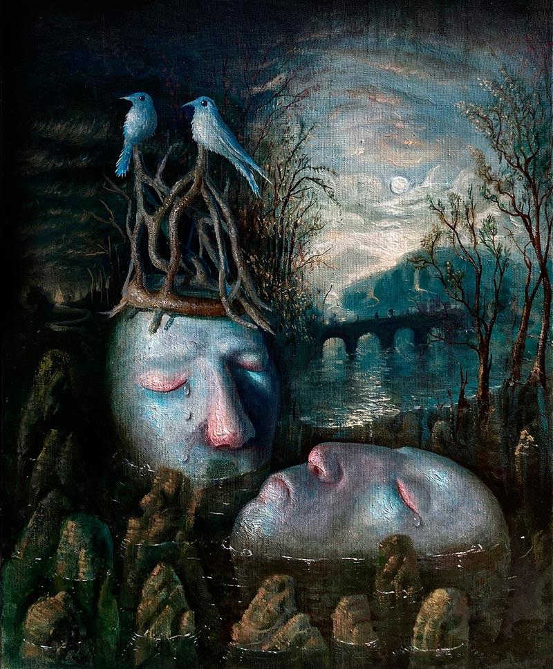 Nojus Petrauskas - Guardians of Visions