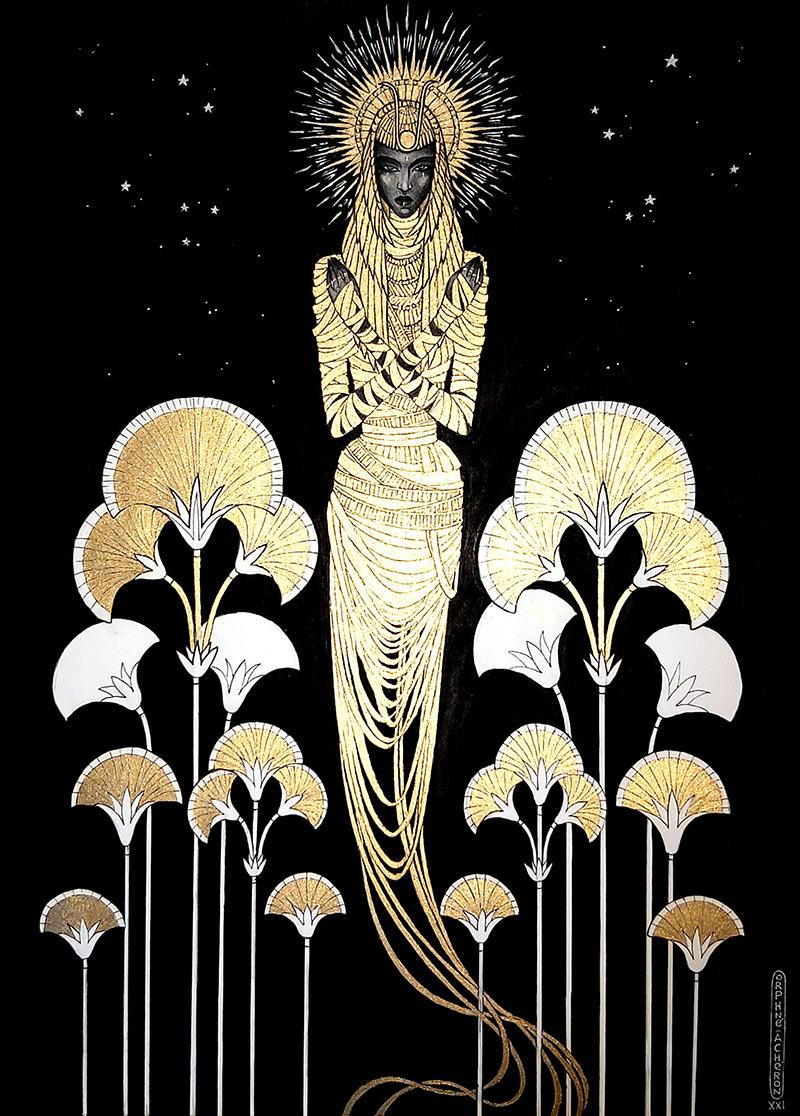 Orphne Acheron - Stellar Sphinx .III.MMXXI.
