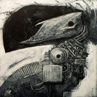 Sam Araya - The Mekatriga - Decima