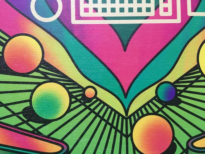 Scott Balmer - Zen (Print - Detail 4)