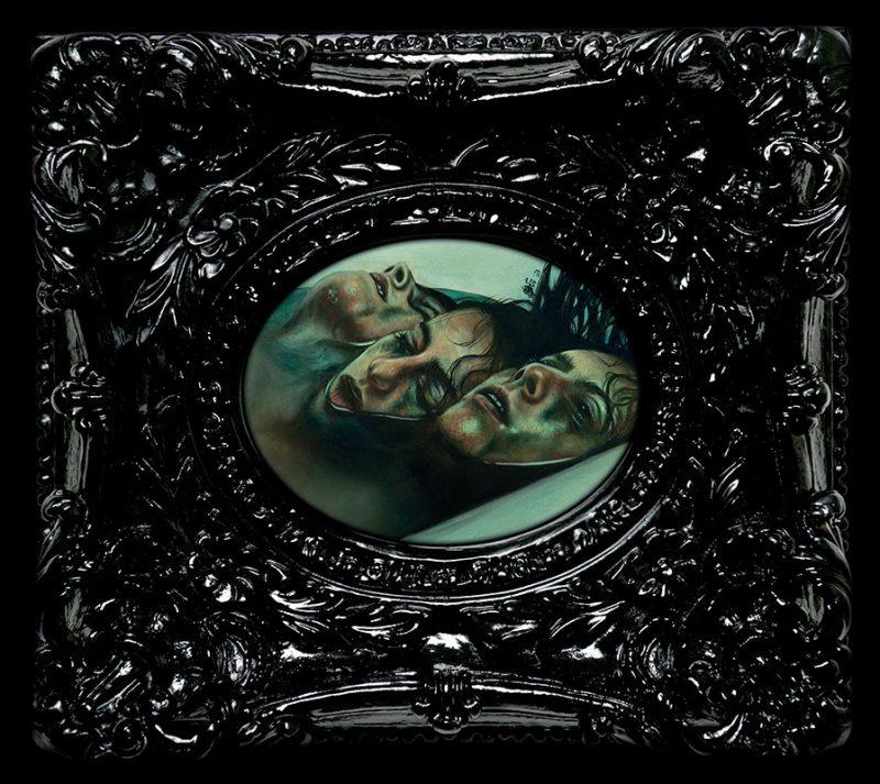 Shane Izykowski - The Taste of My Tears (Framed)