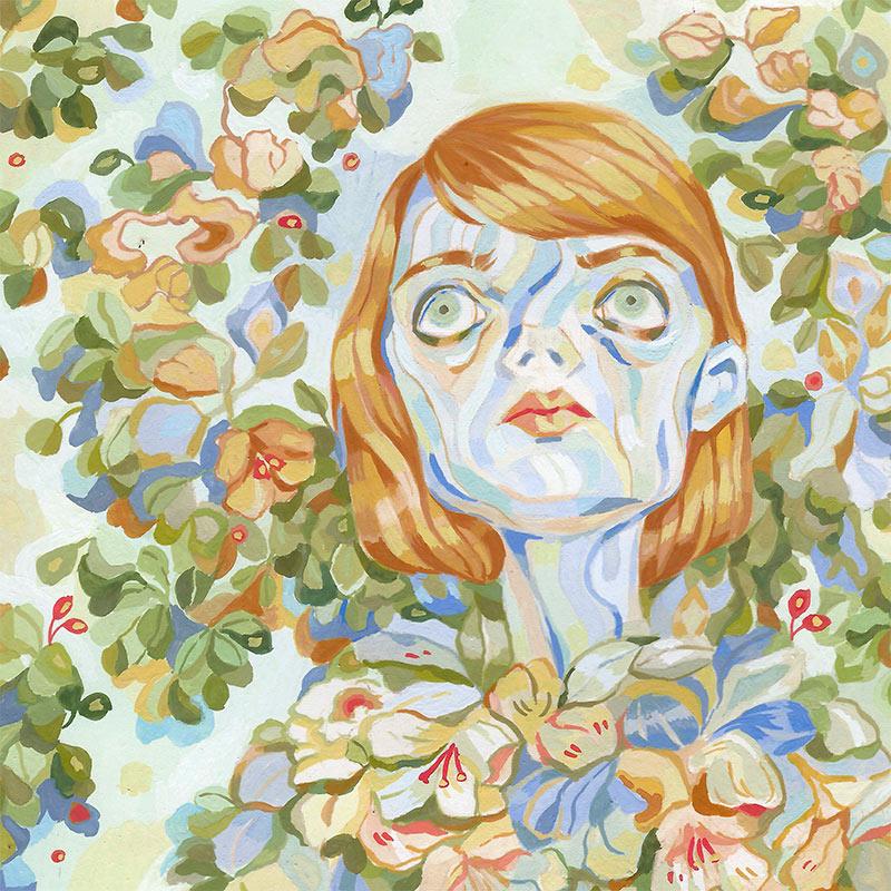Alejandra Caballero - Agua y Tierra (Detail 1)