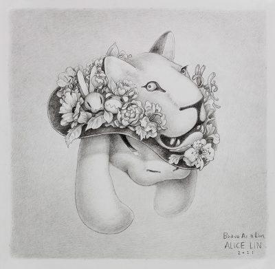Alice Lin - Brave as a Lion