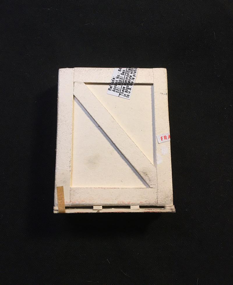 Allison Sommers - Injured Bust (Crate - Side 1)