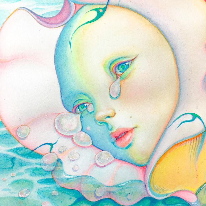 Christian Orrillo - Poseidonia's Lullaby (Detail 1)