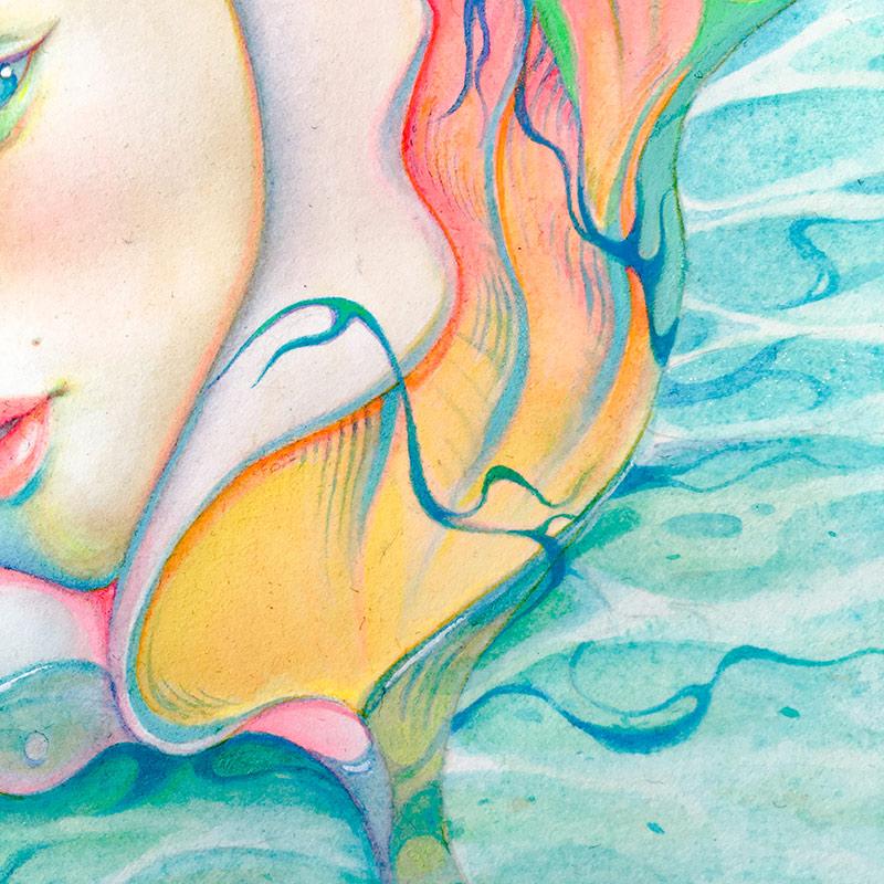 Christian Orrillo - Poseidonia's Lullaby (Detail 2)
