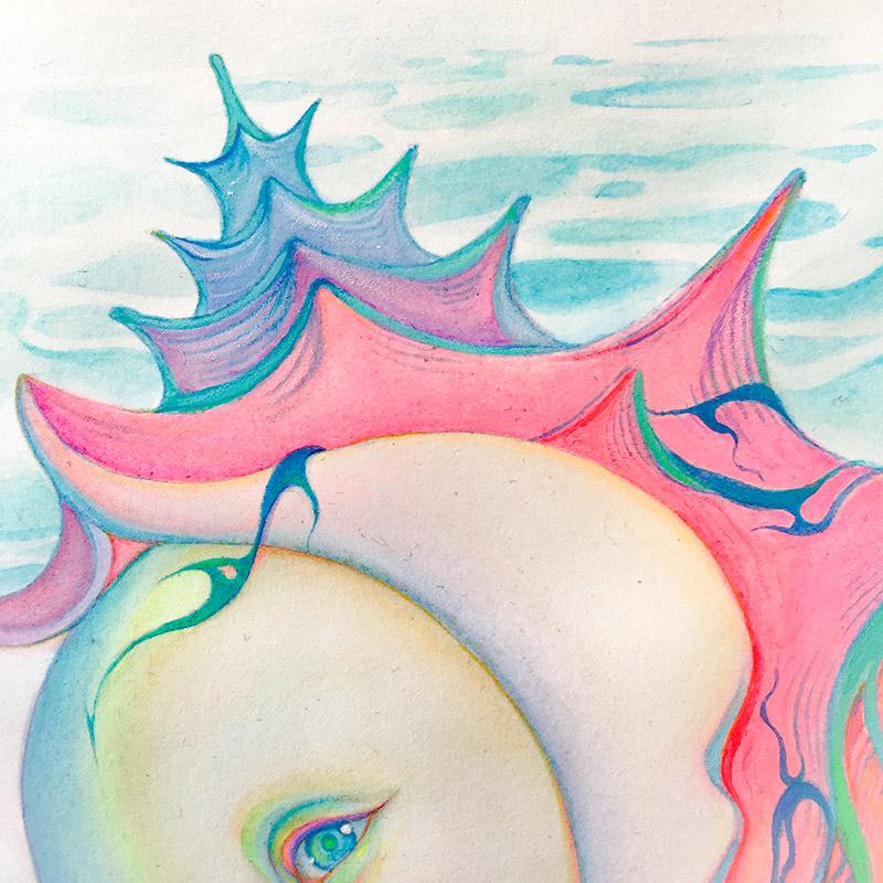 Christian Orrillo - Poseidonia's Lullaby (Detail 3)