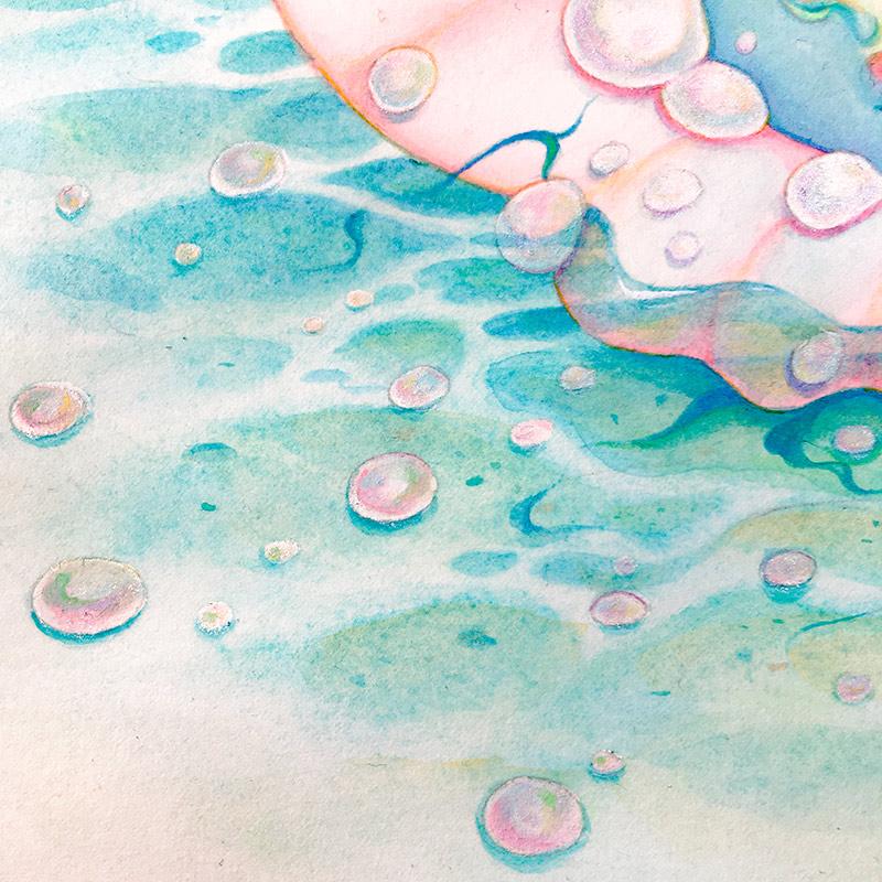 Christian Orrillo - Poseidonia's Lullaby (Detail 4)