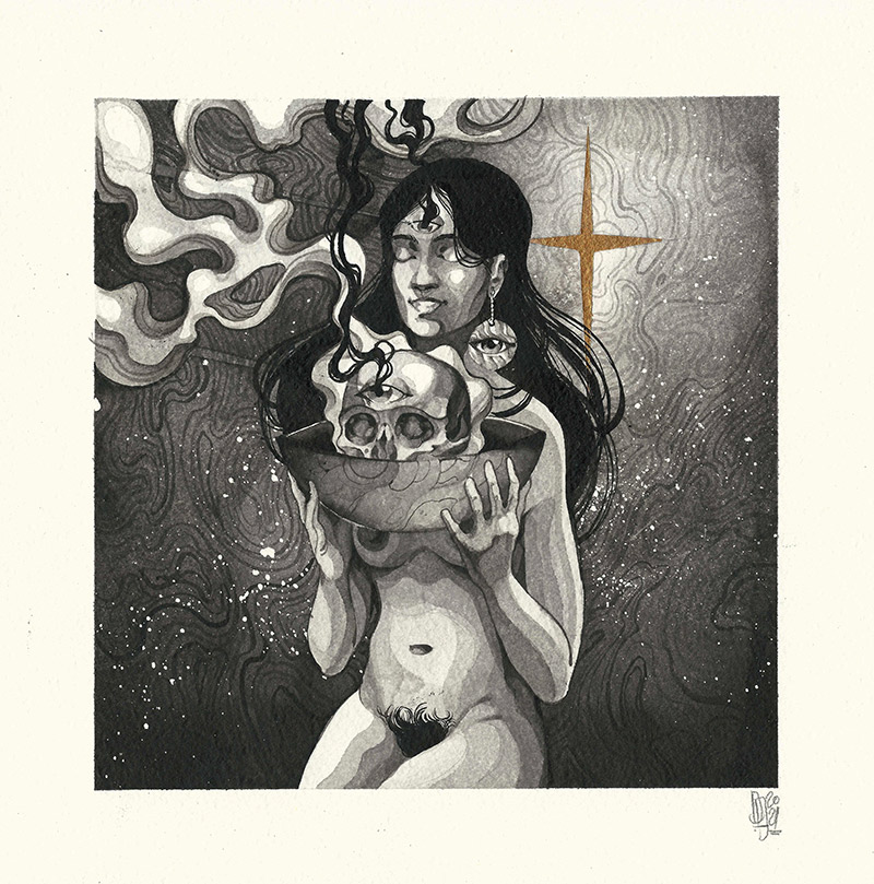 Diego Andrade - Ritual (Border)