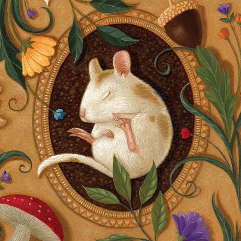 Gina Matarazzo - Sweet Slumber (Detail 2)