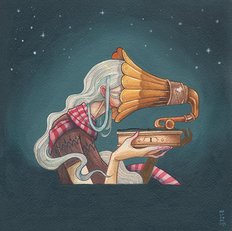 Isaac Malakkai - Listen Carefully