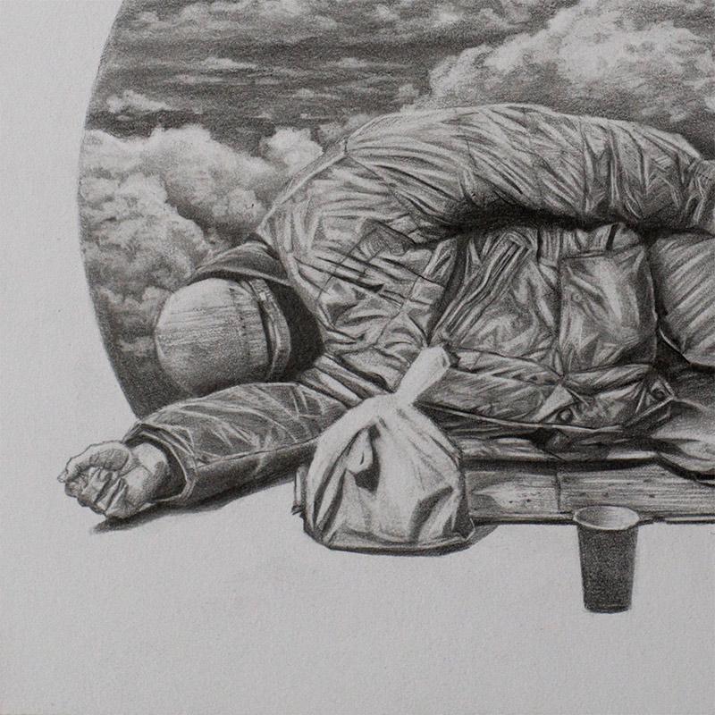 Jamie Linley - Untitled 2 (Detail 1)
