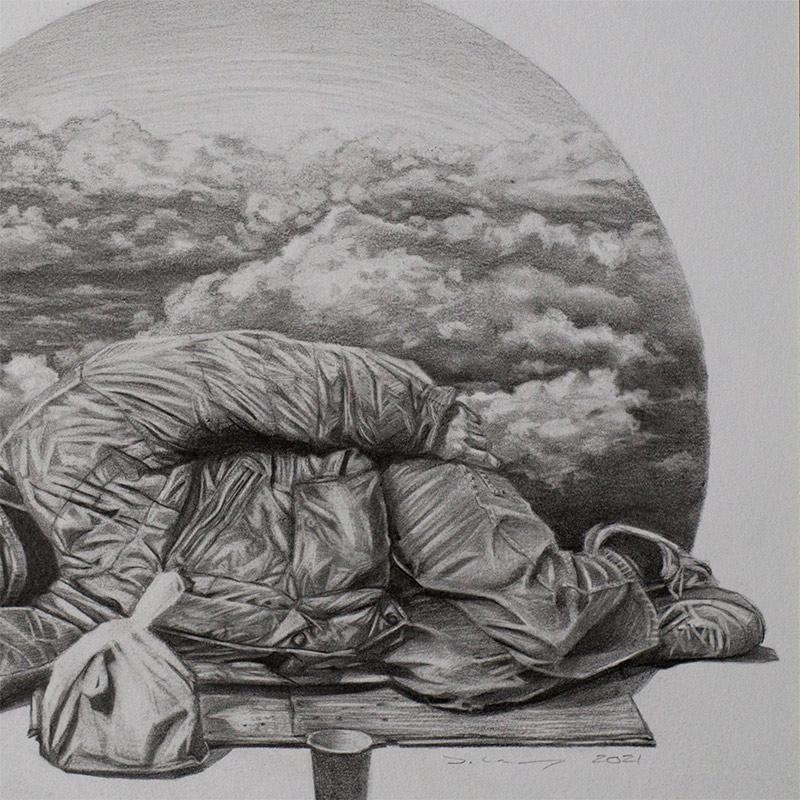 Jamie Linley - Untitled 2 Detail 2)