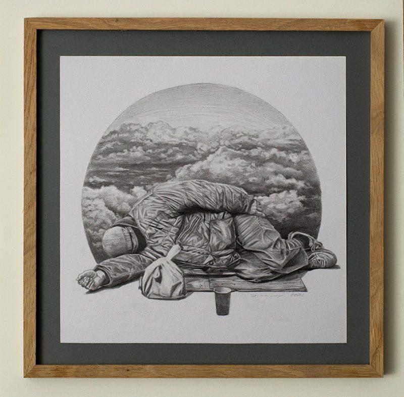 Jamie Linley - Untitled 2 (Framed)