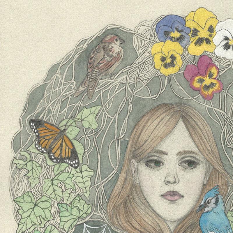 Jenna Andersen - Wreath (Detail 1)