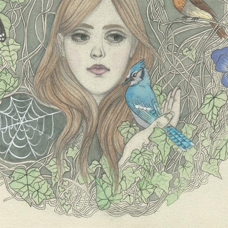 Jenna Andersen - Wreath (Detail 2)