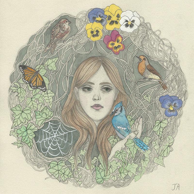 Jenna Andersen - Wreath