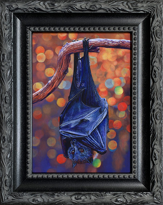 Johannah O'Donnell - Hang in There (Framed)