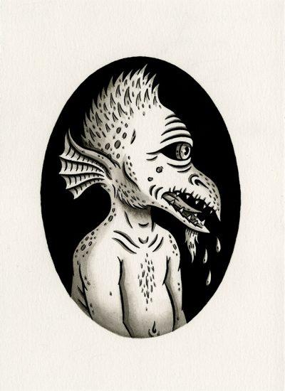 Jon MacNair - Beaky Cyclops