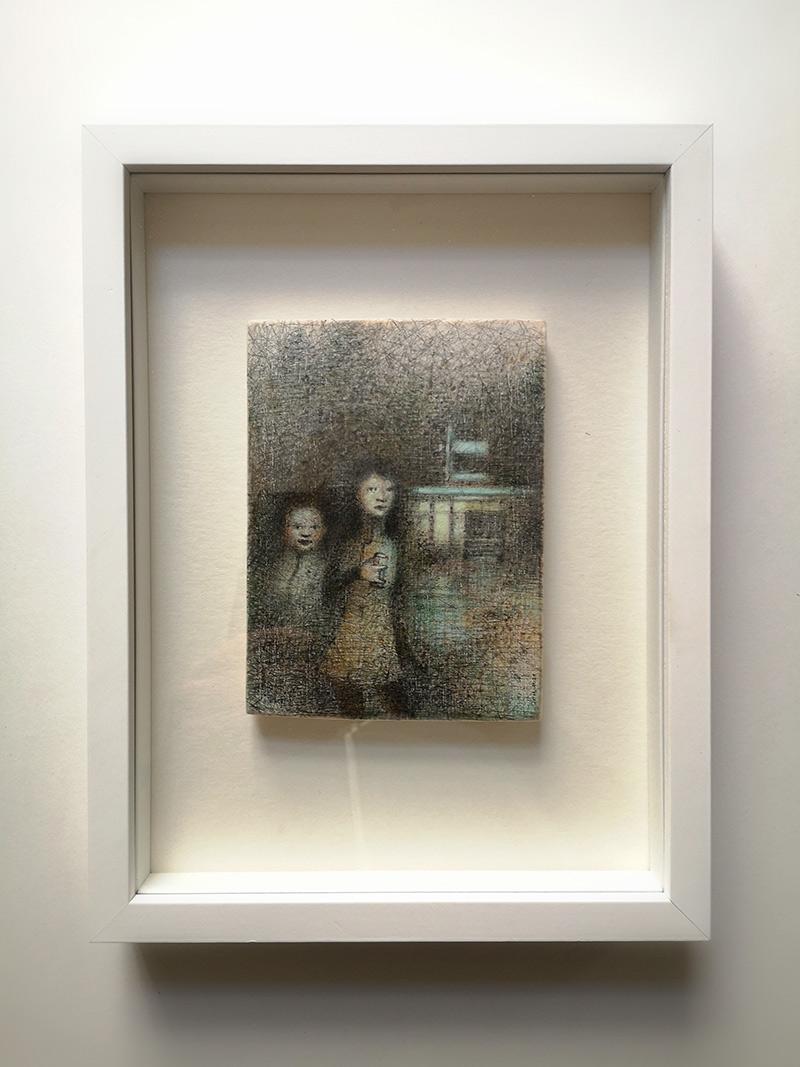 Josef Florian Krichbaum - Twilight (Framed)