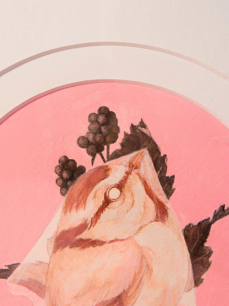 Kristin Siegel-Leicht - I Am Not Here (Detail)