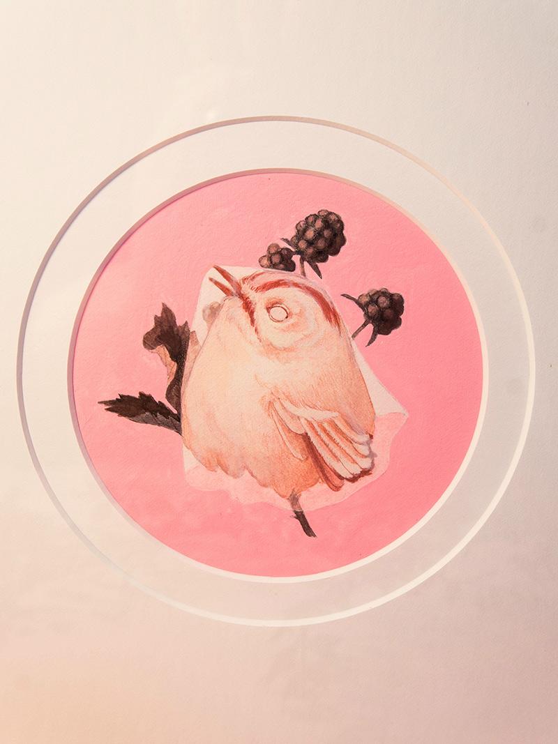 Kristin Siegel-Leicht - Where are You (Detail 1)