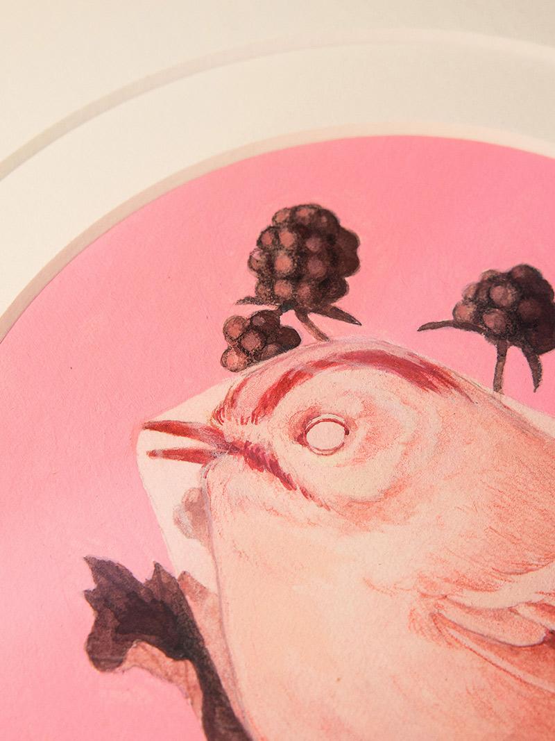 Kristin Siegel-Leicht - Where are You (Detail 2)