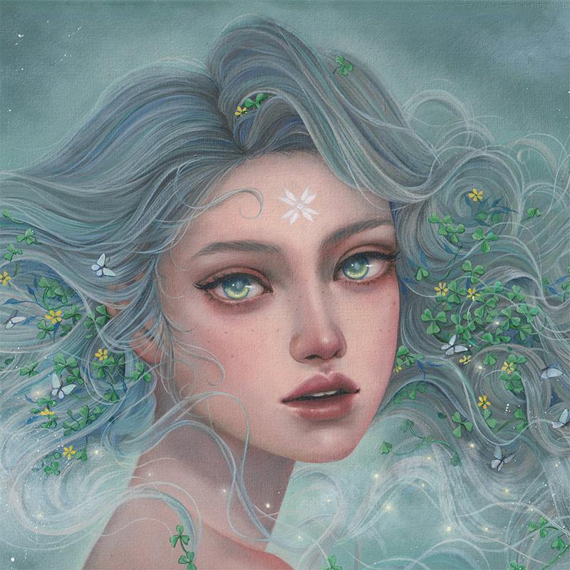 Kseniia Boko - Tenderness (Detail 1)