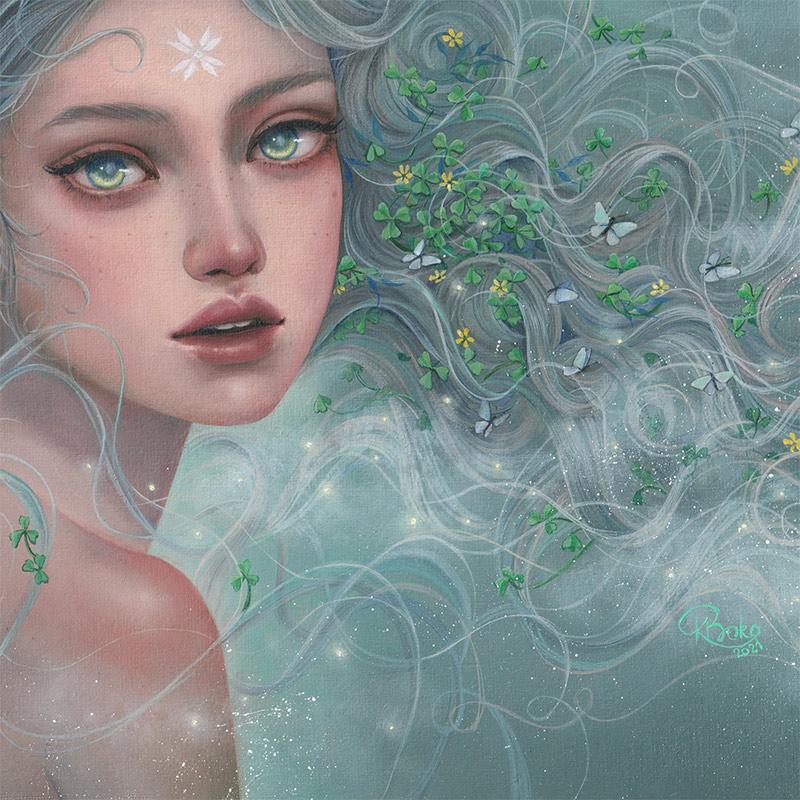 Kseniia Boko - Tenderness (Detail 2)