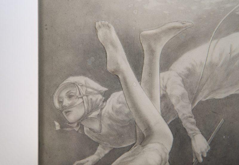 Lachlan Herrick - Ama (Detail 1)
