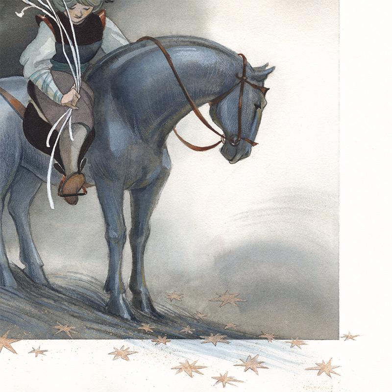 Marie-Alice Harel - Starlight (Detail 2)