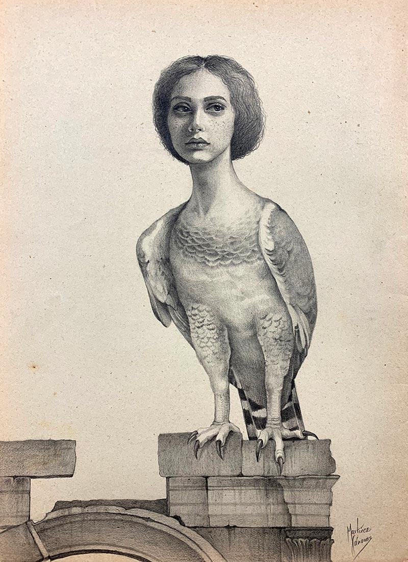 Martinez Canovas - Harpy