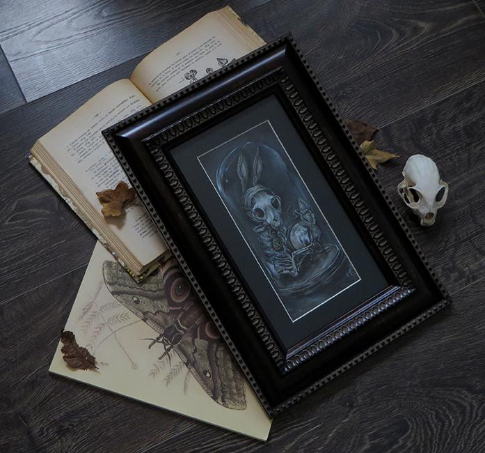 Yuriko Shirou - Puppet of Bones (Framed 2)