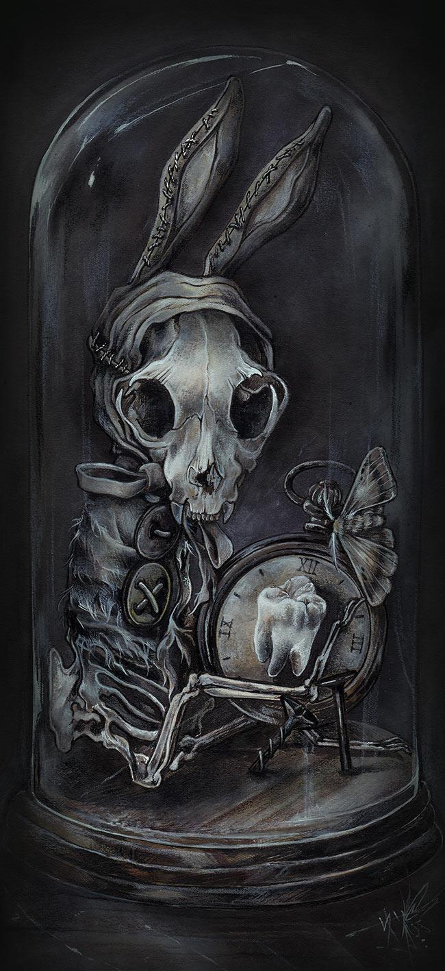 Yuriko Shirou - Puppet of Bones