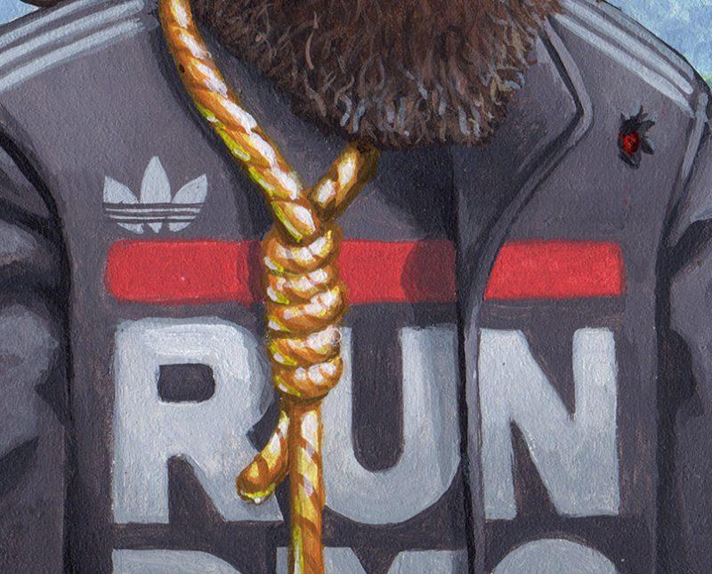Adam Augustyn - Rasputin Lives for His Adidas (Detail 2)