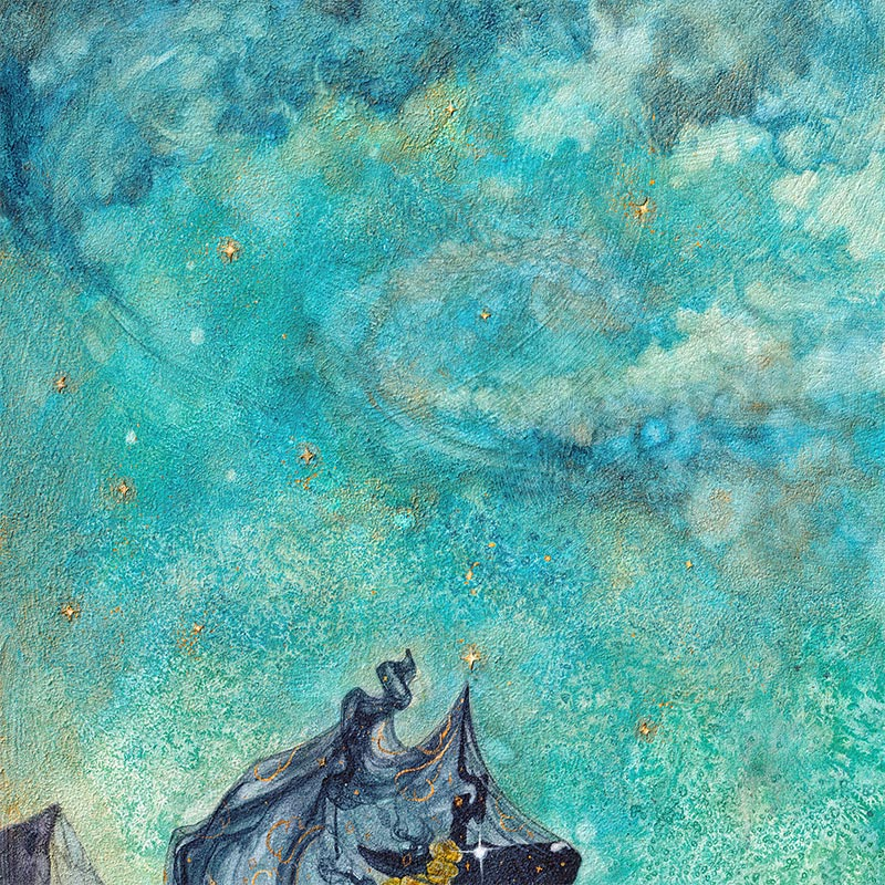 Aria Fawn - The Way Beyond (Detail 1)