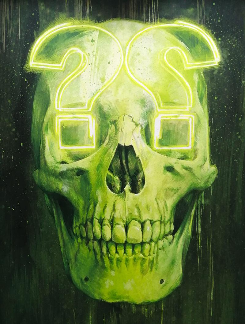 David Michael Wright - Q. Mort (Detail 1)