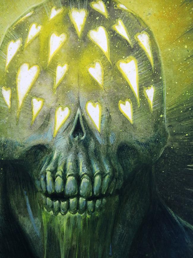 David Michael Wright - The Killuster (Detail)