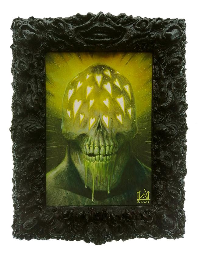 David Michael Wright - The Killuster (Framed - Front)